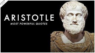 Aristotle - Incredible Life Changing Quotes (Stoicism)