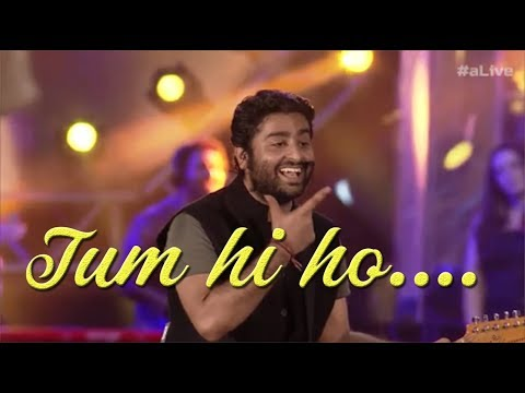Emotional Performance | Arijit Singh Live | Tum Hi Ho| Must Watch Mp3