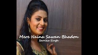 Mere Naina Sawan Bhadon | Mehbooba | Sarrika Singh Live