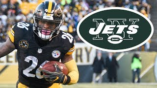Le'Veon Bell Signs with the Jets!