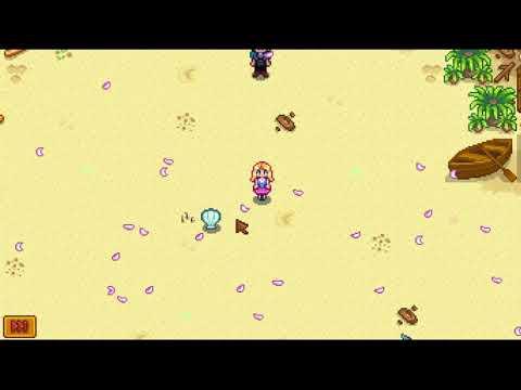Stardew Valley' - Haley: Six Hearts Event - игровое видео