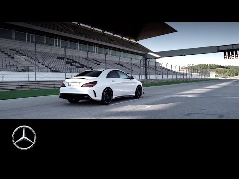 The new Mercedes-Benz CLA and CLA Shooting Brake - Mercedes-Benz original