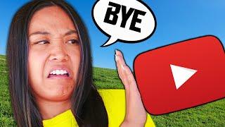 Regina QUIT YouTube for Tik Tok