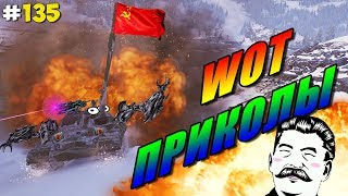 World of Tanks Приколы # 135 (Секретные Танки)