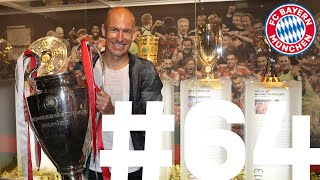 Derby Winners, Championship Celebrations & Arjen Robben on a visit   Week of the Bayern