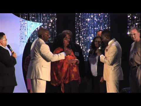 Holy Are You Lord - Terry MacAlmon at the Power School of Miracles in RI