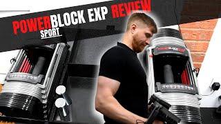 PowerBlock Sport Exp Review | The Best Adjustable Dumbbells 2021 ?