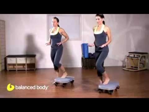 אורביט: Standing Balance Series