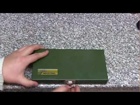 Proxxon 23080 Steckschlüsselsatz 1/4 Zoll Review [HD]