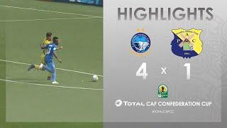 CC CAF : Enyimba FC 4-1 Paradou AC