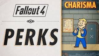 Fallout 4 - Perks Guide