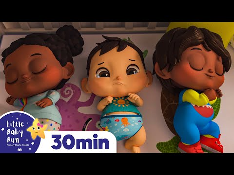 Bedtime Song + More Nursery Rhymes & Kids Songs - Little Baby Bum   ABCs and 123s