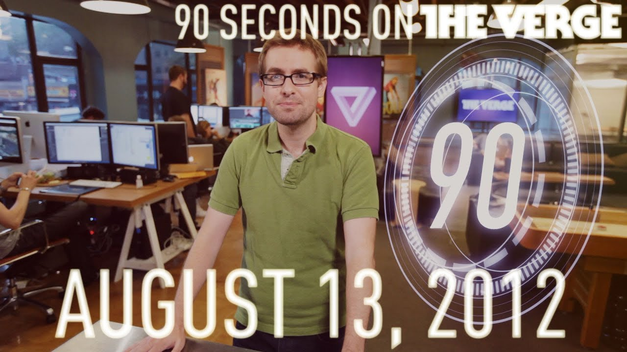 Jaws on Blu-Ray, more iPhone rumors, and more - 90 Seconds on The Verge: Monday, August 13, 2012 thumbnail