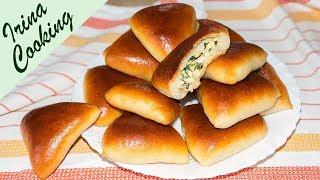 Супер Пирожки из Супер Теста 🚩 Быстрое Дрожжевое Тесто для Пирожков