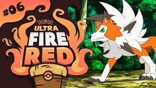 Rockruff  - (Pokémon) - LYCANROC DO ASH - POKEMON ULTRA FIRE RED 2