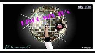 70s DISCO MUSIC REMIX 2016