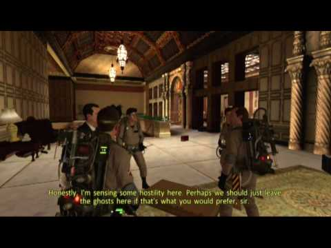 Видео № 1 из игры Ghostbusters The Video Game (Б/У) [PS3]