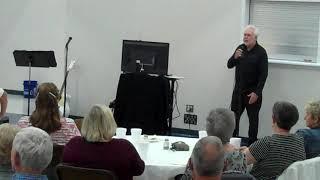 Whitefield Baptist singing. Wayne Ellenburg