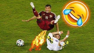 Fussball Fail Video