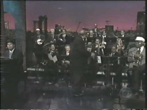 Quincy Jones Orchestra-Soul Bossa Nova-David Letterman Show