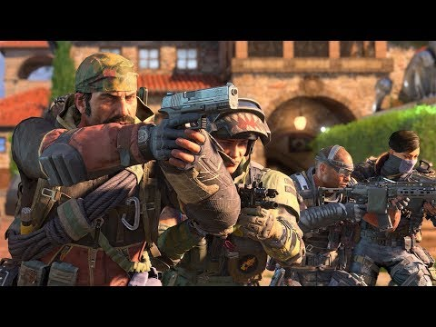 Bêta multijoueur de Call of Duty : Black Ops 4