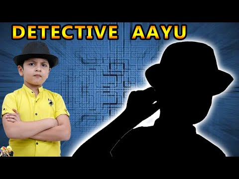 DETECTIVE AAYU | A Short movie | Moral story for kids | Aayu and Pihu Show