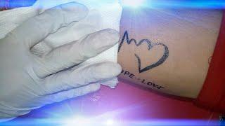 Lifeline Faith Tattoo | Faith Hope Love Tattoo