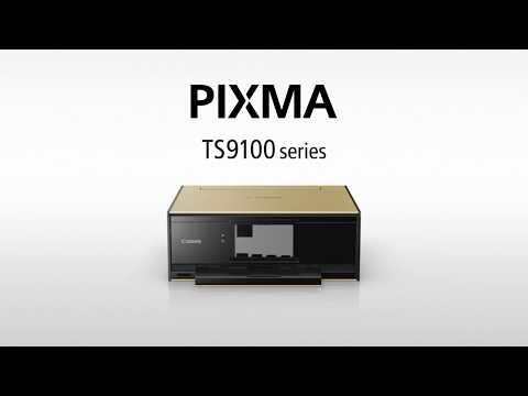 video gioi thieu may in moi canon pixma ts9170