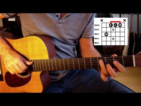 KING COUNTRY + Dolly Parton God Only Knows guitar chords