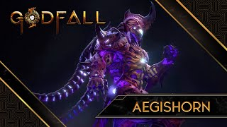 World of Godfall: Aegishorn Teaser
