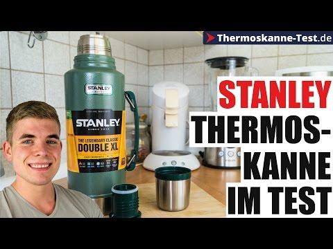 Stanley Thermoskanne - Mein Test zur Classic Double XL!