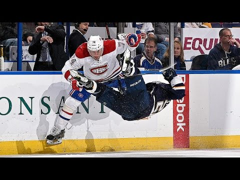BIGGEST Hockey Hits of All Time