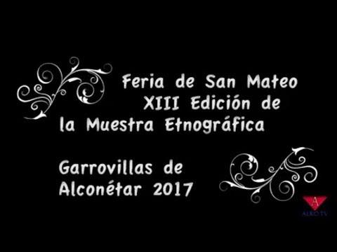 Muestra etnográfica - Feria de San Mateo