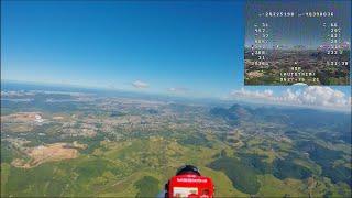 Ranger 1600 FPV - R9 & AKK X2 Range Testing (GoPro + DVR)