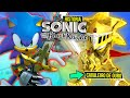 Sonic And The Black Knight Fim Do Sonic Storybook