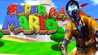 ZOMBIES SUPER MARIO 64 - Call Of Duty Zombies Mod!