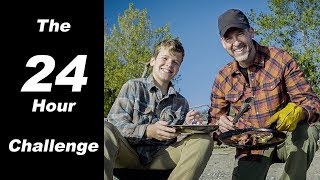How to go CAMPING WITH A KID in less than 24 HOURS!