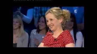 Julie Delpy - On n'est pas couché 17 avril 2010 #ONPC