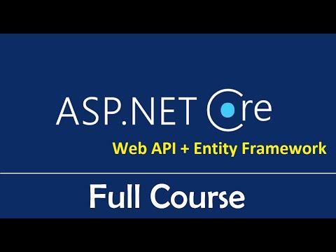 ASP.NET Core Web API + Entity Framework Core : Database First - EP01