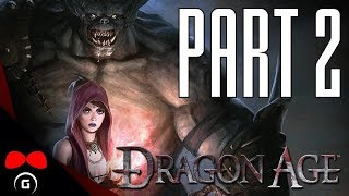 Dragon Age: Origins | #2 | Agraelus | CZ Let's Play / Gameplay [1080p60] [PC]