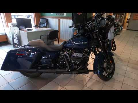 2019 Harley-Davidson Street Glide Special 12in APES