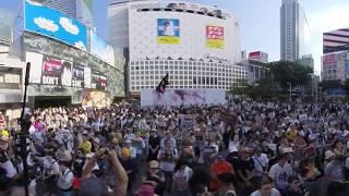 VR#0805PRIDEDAY#0805杉田水脈議員の差別発言に抗議する渋谷ハチ公前街宣2-12018年8月5日