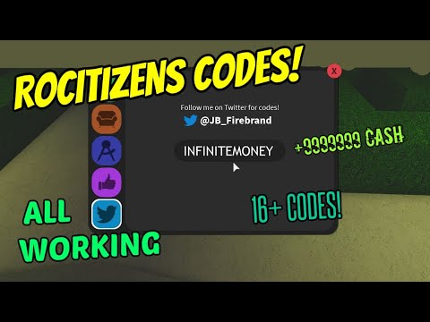 Download All Codes For Rocitizens 20 Codes 2019 June Video 3GP Mp4