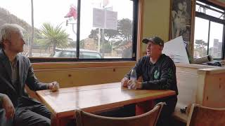 Interview with Pat Maguire- Owner of Java Beach Cafe