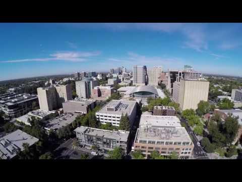 Sacramento Skyline