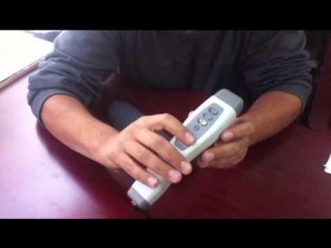 Alcocheck - Alcoscan Alcoholímetro Digital de uso rudo