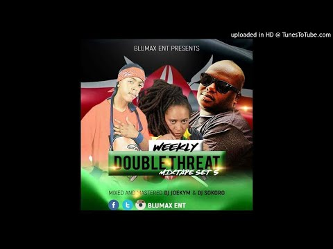 Weekly Double Threat Mix Set 5[kenyan oldskool edition]…..DJ JOEKYM x DJ SOKORO