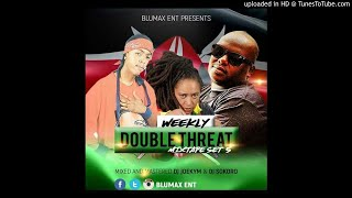 Weekly Double Threat Mix Set 5[kenyan oldskool edition]…..DJ JOEKYM x DJ SOKORO