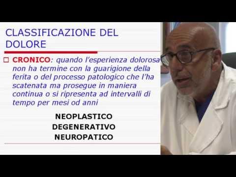 Operazione di spina dorsale a osteochondrosis