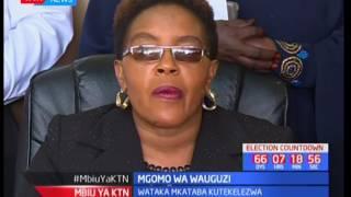 Rais Uhuru Kenyatta na naibu William Ruto wafanya makutano Nyahururu: Mbiu ya KTN pt 2